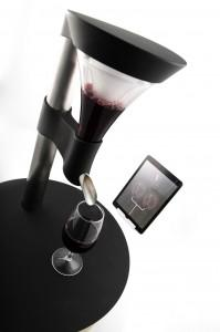 Vinfusion - wine dispense