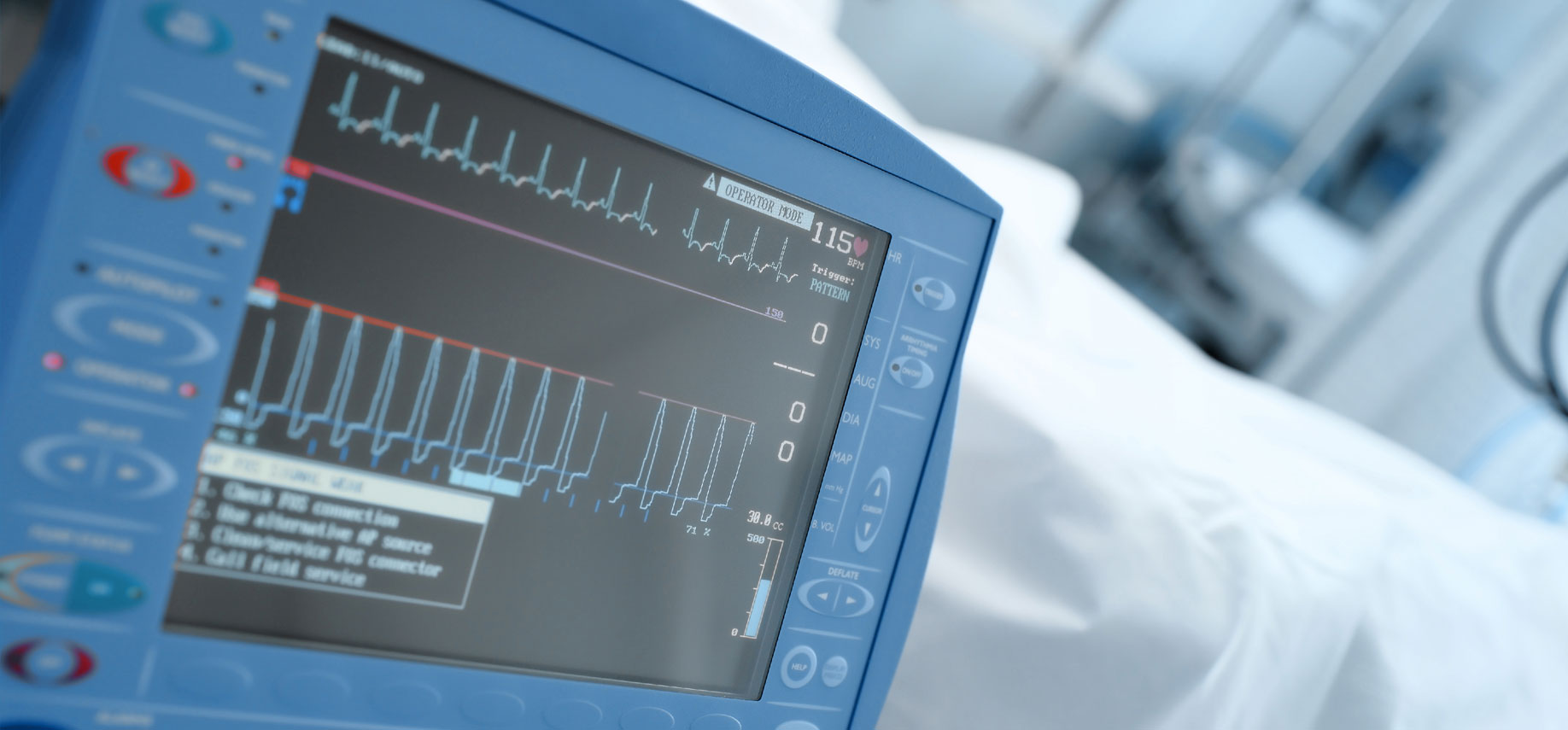 Alarms in critical care | Cambridge Consultants